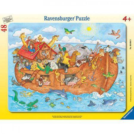 Ravensburger Jigsaw Puzzle - 48 Pieces - Noah's Arch