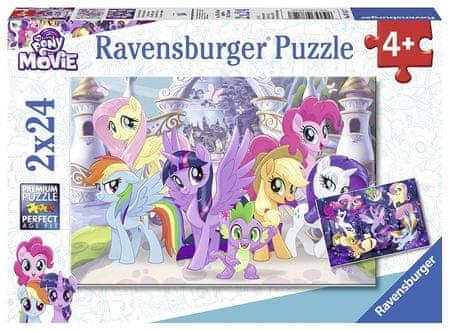 Ravensburger 2 Jigsaw Puzzles - My Little Pony