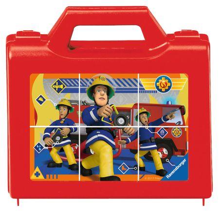 Ravensburger Cube Jigsaw Puzzle - Fireman Sam