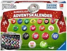 Ravensburger 3D Puzzle - Advent Calendar Bundesliga - Season 2018/2019 (in German)