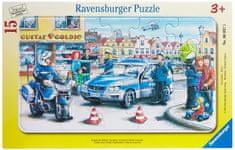 Ravensburger La Police en Action