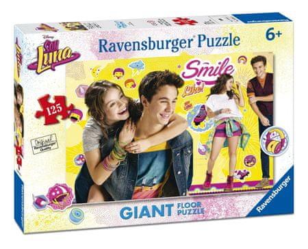 Ravensburger Puzzle 125 db Floor Puzzle - Soy Luna