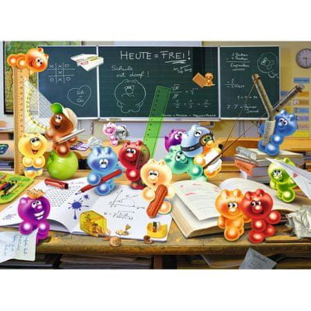 Ravensburger Puzzle 300 db XXL db - Gelini: Fun in the Classroom