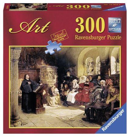 Ravensburger Puzzle 300 db Le Sermon