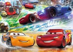 Trefl Puzzle 200 dílků Cars
