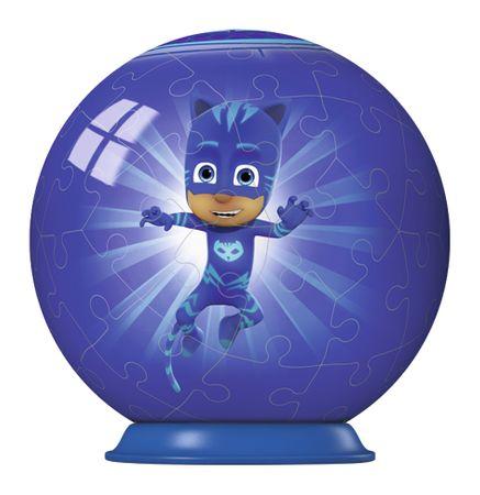 Ravensburger 3D Puzzle-Ball - PJ Masks