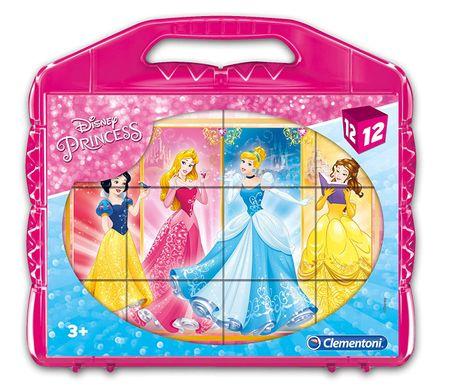 Clementoni Cube Puzzle - Disney Princess