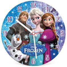 Clementoni Clock Puzzle - The Snow Queen