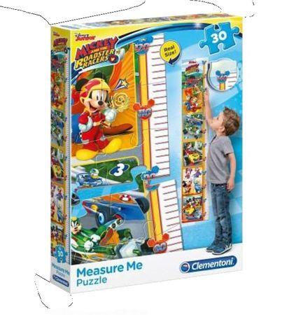Clementoni Puzzle Measure Me - Mickey