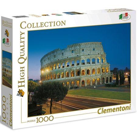 Clementoni Puzzle 1000 db Coliseum, Roma