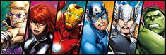 Clementoni Puzzle 1000 db Marvel Avengers
