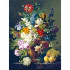 Clementoni Dael: Váza kvetov 1000 dielikov