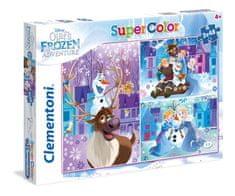 Clementoni 3 Puzzles - Frozen