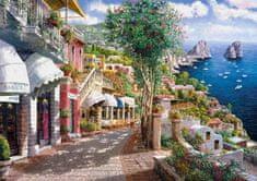 Clementoni Puzzle 1000 db Capri, Italy