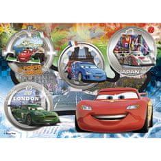 Clementoni Jigsaw Puzzle - 24 Pieces - Maxi : Cars
