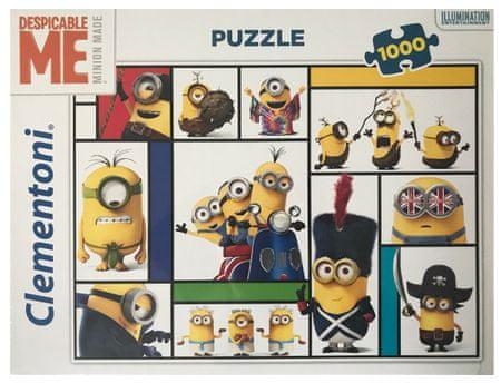 Clementoni Puzzle 1000 db Minions