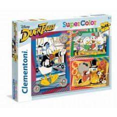 Clementoni 3 Puzzles - Duck Tales