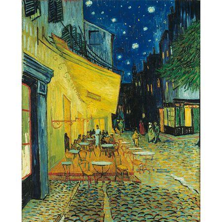 Clementoni Puzzle 1000 db Jigsaw Puzzle - 1000 db - Van Gogh : Cafe Terra