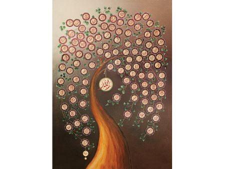 Art puzzle Puzzle 1000 dílků Allah'in 99 Ismi (Esma-ül Hüsna)