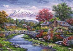 Art puzzle Puzzle 500 dílků Arc Bridge