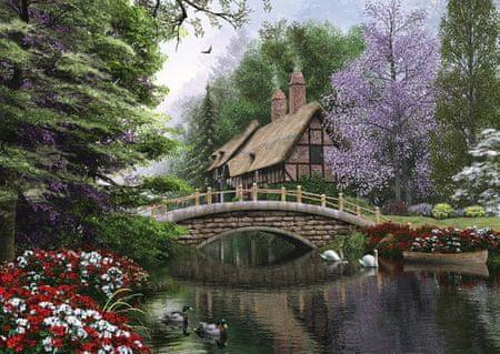 Art puzzle Puzzle 1500 db Stone Bridge