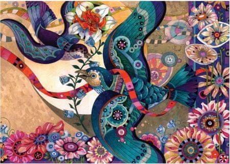 Art puzzle Puzzle 2000 db David Galchutt: Spring