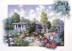 Art puzzle Puzzle 500 dílků Floral Garden