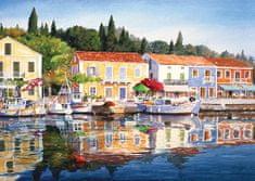 Art puzzle Puzzle 1000 pieces Greece : Fiscardo