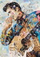Art puzzle Elvis 2000 dielikov