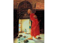 Art puzzle Puzzle 1000 db Osman Hamdi Bey: The Turtle Trainer