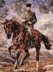 Art puzzle Puzzle 1000 db Ghazi Mustafa Kemal Atatürk