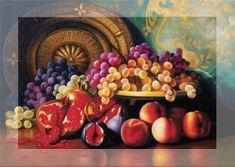 Art puzzle Puzzle 1000 db Puzzle Senteur - Corbeille de Fruits