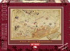 Art puzzle Puzzle 1000 db The Piri Reis Map