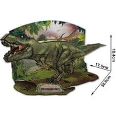 CubicFun 3D Jigsaw Puzzle - T-Rex