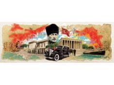 Art puzzle Puzzle 1000 dílků Atatürk