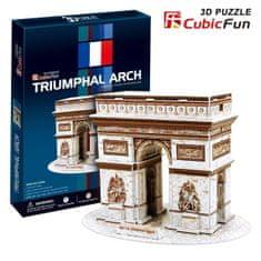 CubicFun 3D Puzzle - Arch of Triumph