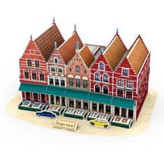 CubicFun Grand Place 3D 45 dielikov