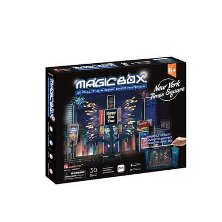 CubicFun Magic Box - New York LED 3D