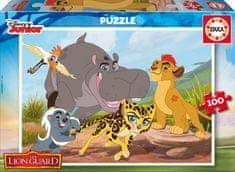 Educa Puzzle 100 dílků The Lion Guard