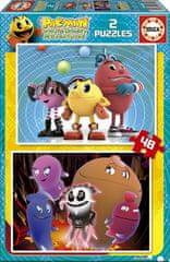 EDUCA 2 Puzzles - Pac-Man