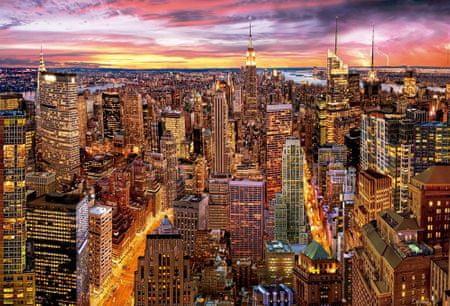 Educa Puzzle 3000 dílků Manhattan Skyline
