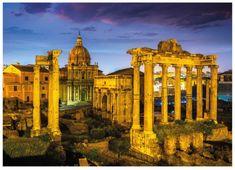 DINO Puzzle 1000 db Forum Romanum