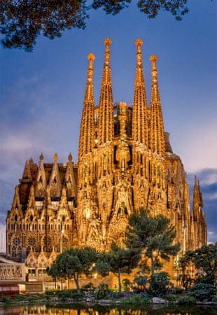 Educa Puzzle 1000 dílků Sagrada Familia