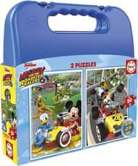 Educa 2 Puzzles - Disney Princess