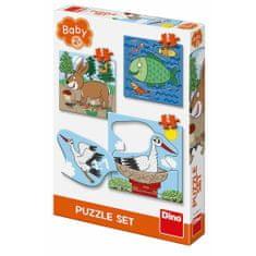 DINO Baby Puzzles