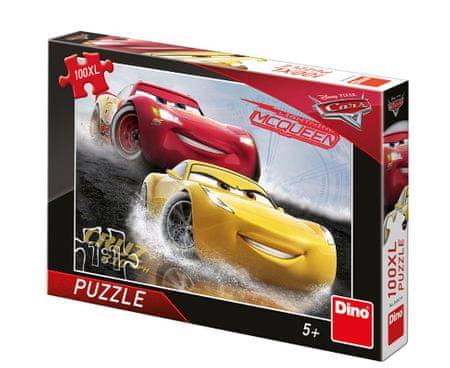 Dino Puzzle 100 dílků XXL Pieces - Cars