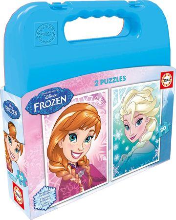 EDUCA 2 Jigsaw Puzzles - Frozen