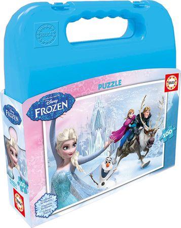 EDUCA Puzzle 100 db Frozen