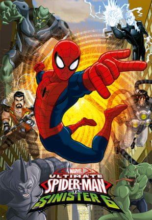 EDUCA Puzzle 500 db Spider-Man