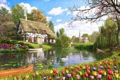 Educa Puzzle 6000 dílků Dominic Davison: Cottage